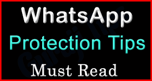 WhatsApp Protection Tips