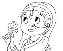 Hanuman Jayanti Coloring Pages Hanuman Jayanti Top 20