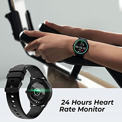 soundpeat smart watch with heart rate monitor
