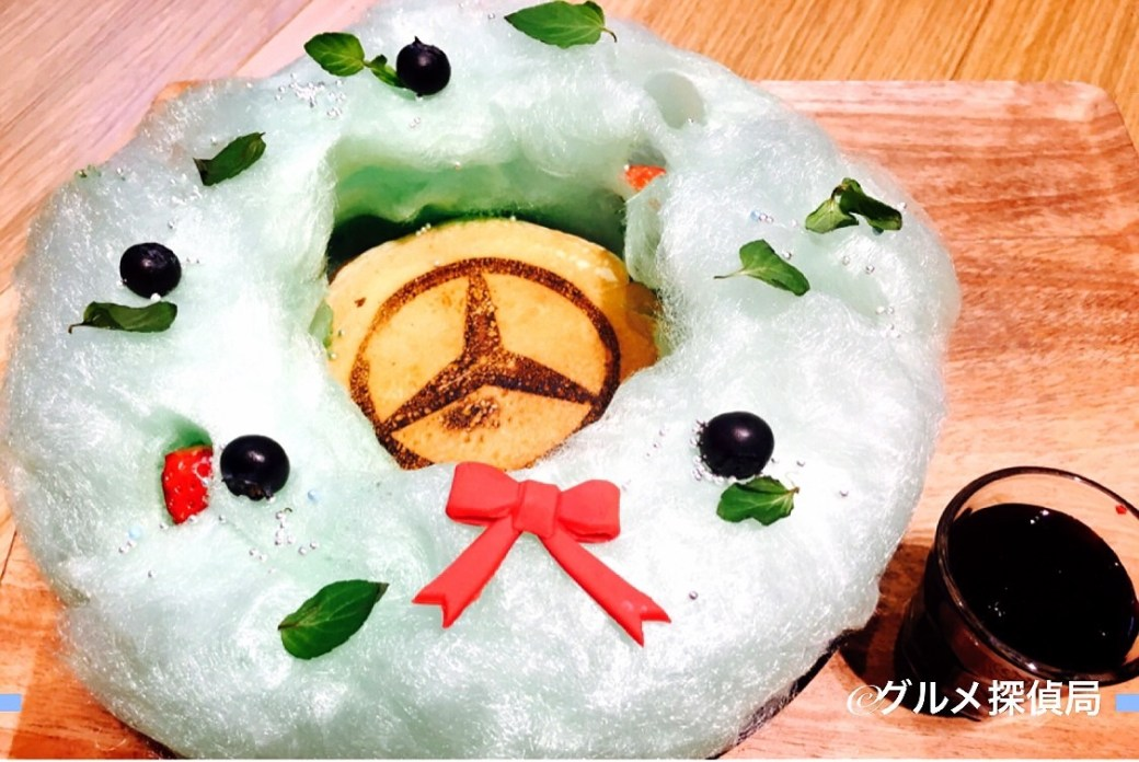 【グルメ探偵局】※画像5 季節のパンケーキ