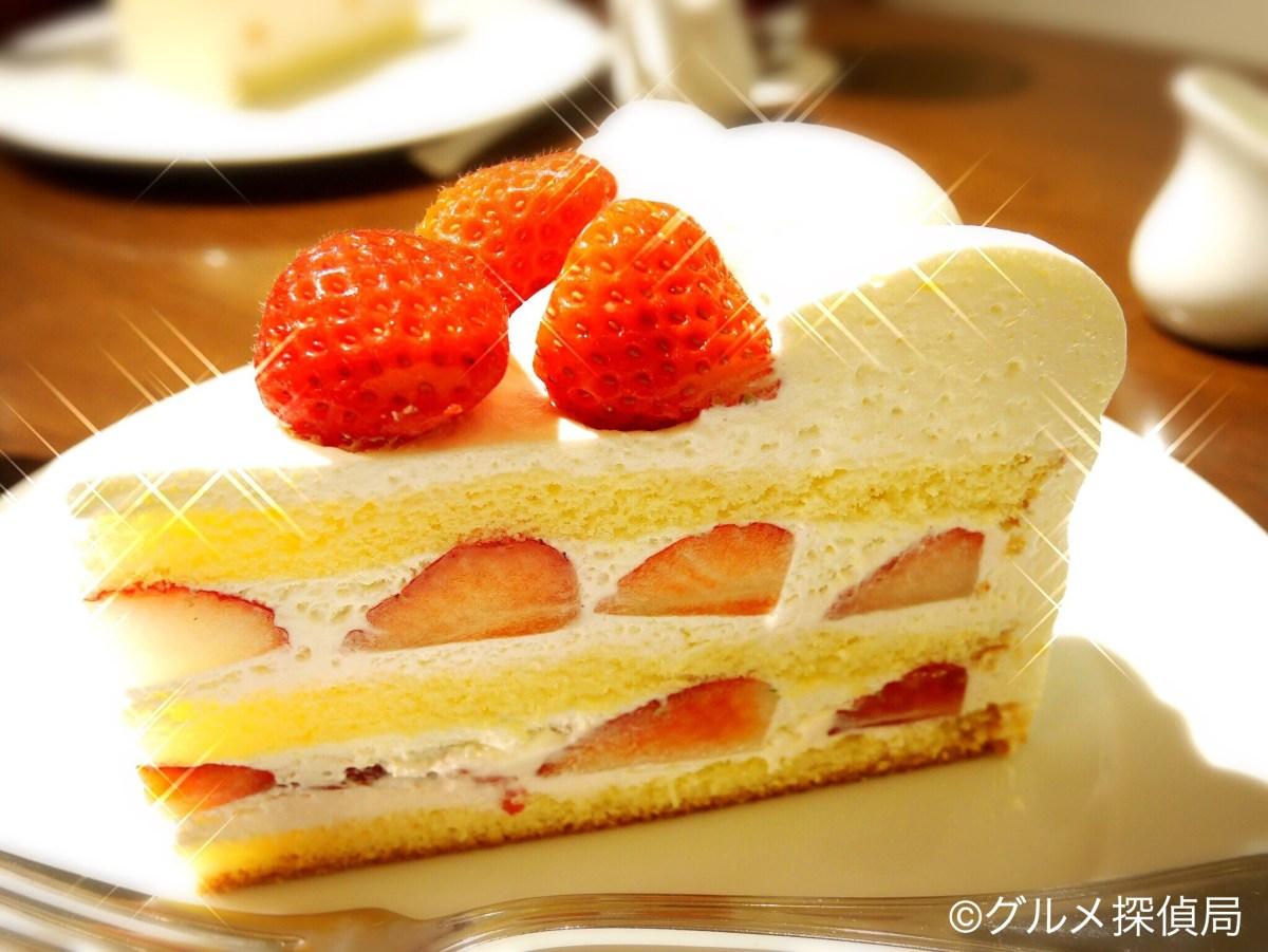 甘酸っぱさが魅力の夏いちご!ハーブスの夏いちごのケーキが本日からスタート!