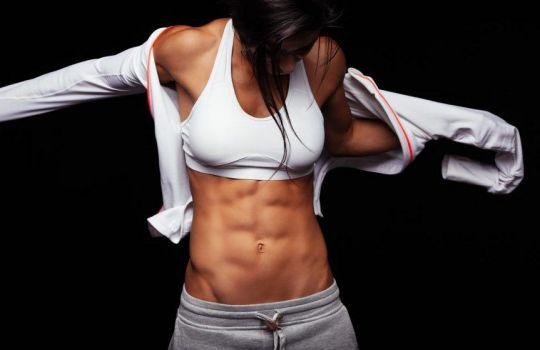 Упражнения и полезные привычки для рельефного живота