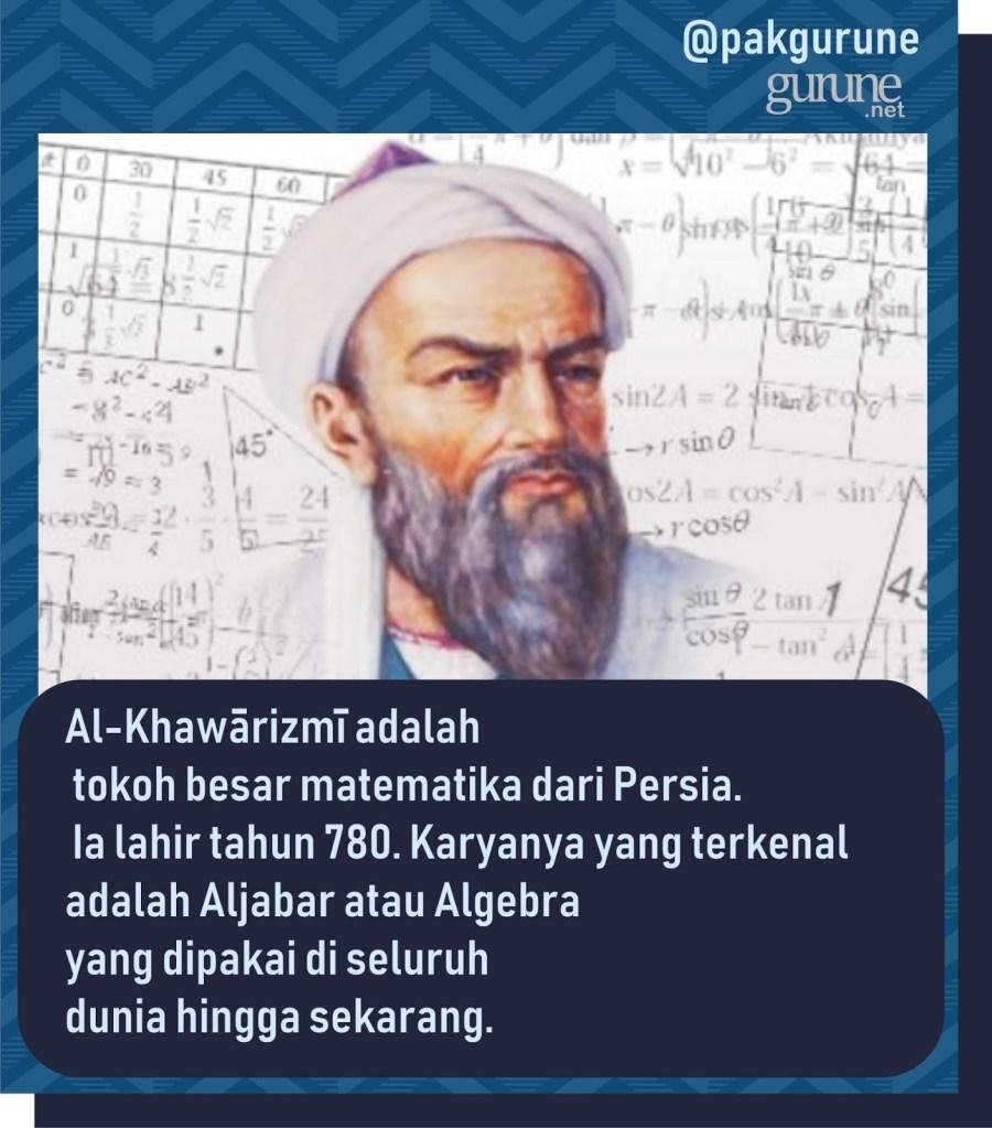 Al - Khawarizmi