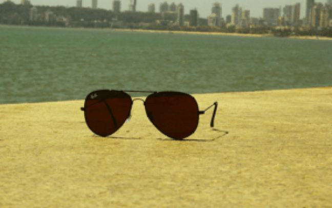 beach-and-sun-glass
