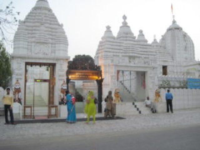 Jagannath Temple, Delhi