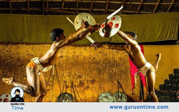 Kalaripayattu - Traditional Martial Arts