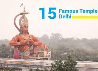 15 Most Famous Temples in Delhi