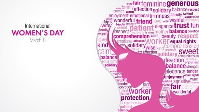 creative womens day