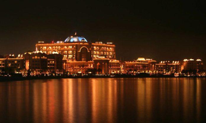Al Bateen Palace Abu Dhabi