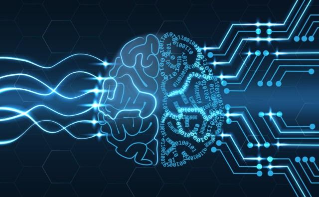 Artificial-intelligence cyber world