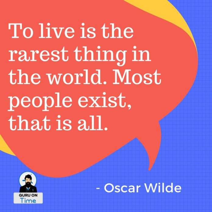 Oscar Wilde inspirational life changing quotes