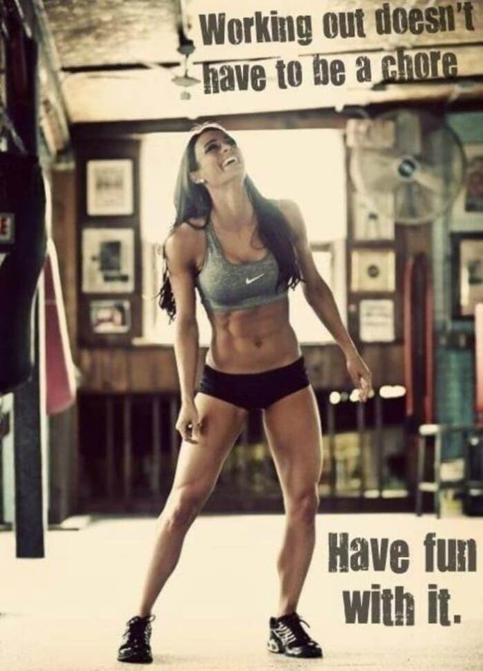 Female Fitness Motivation Quote 15