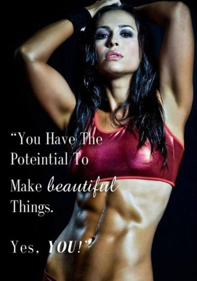 Female Fitness Motivation Quote 6