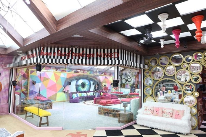 Outside Bedroom Bigg Boss House