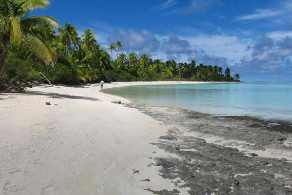 One Foot Island Aitutaki