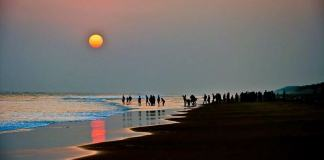 Beautiful Eastern Beaches of India