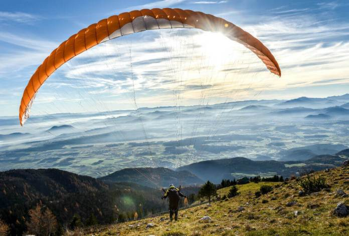 Paragliding-destination-Nandi-Hills-india-adventure-sports