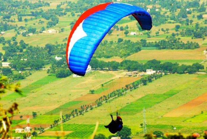 Paragliding-destination-Pavana-india-adventure-sports
