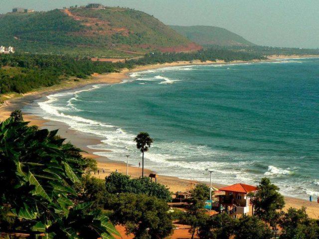 Rishikonda Beach Visakhapatnam