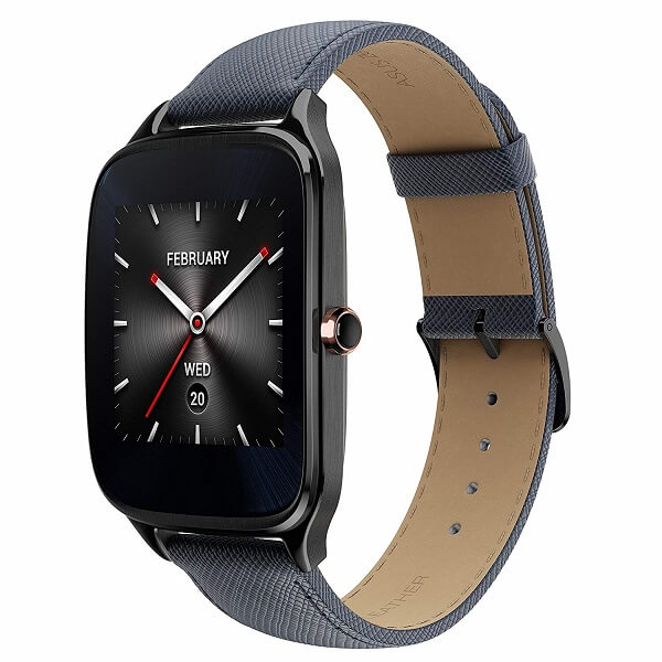 Asus Zenwatch 2 Gold Case Smartwatch