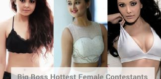 Bigg Boss Beautiful and Hottest female contestants