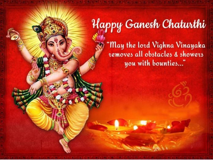 Ganesha festival wishes