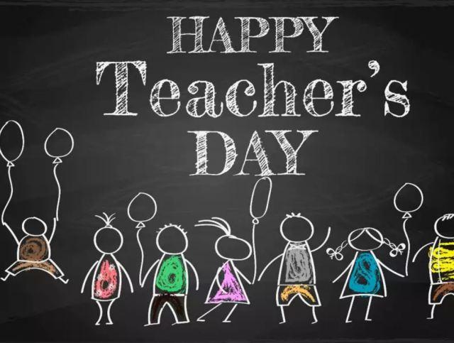 happy teachers day pic