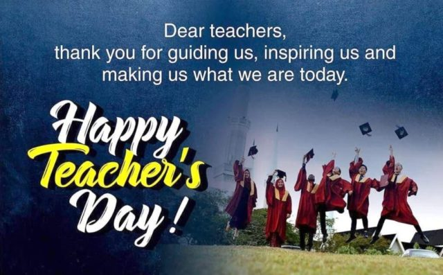 teachers day images with quotes