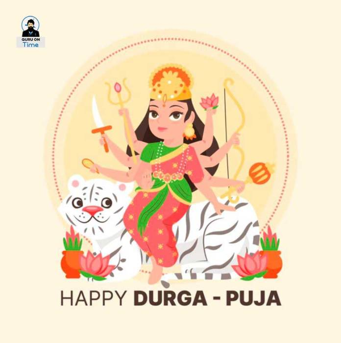 best wishes for durga puja
