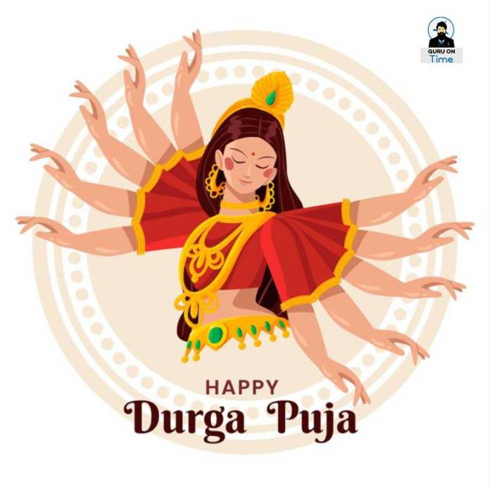 Durga Puja best wishes