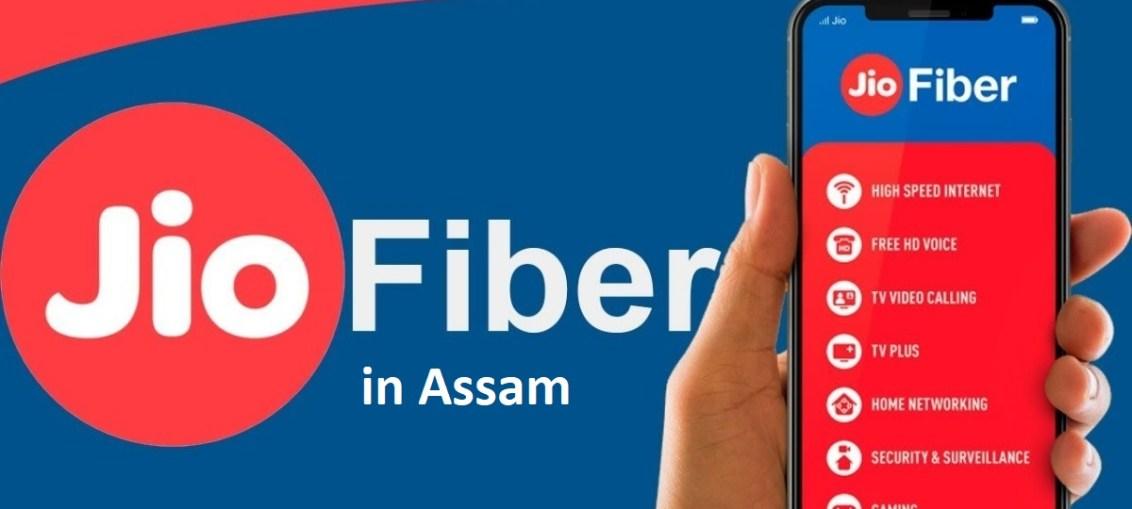 Jio Fiber Assam