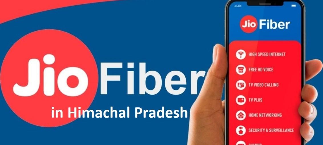 Jio Fiber Himachal Pradesh