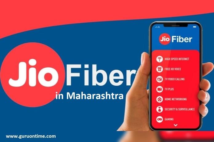 Jio Fiber Maharashtra
