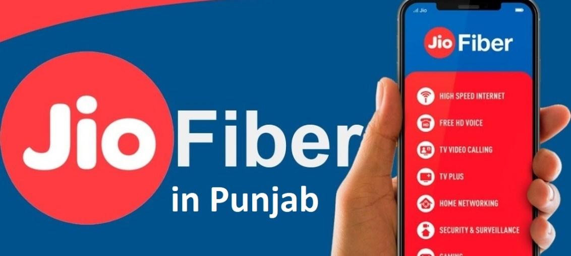 Jio Fiber Punjab