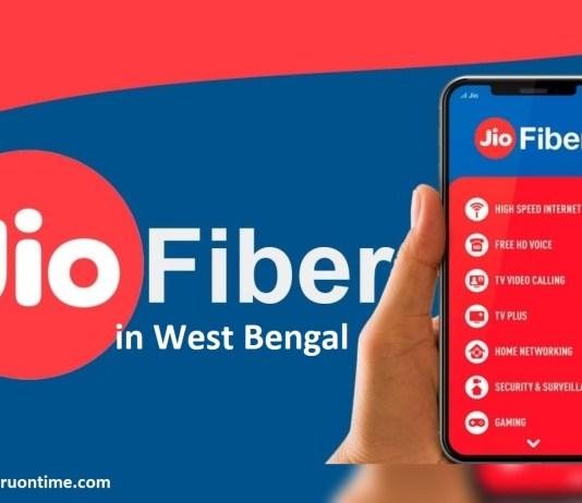 Jio Fiber West Bengal