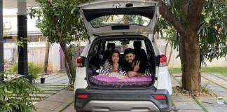 Meet the Kerala vlogger couple leading a 'car life' across the country