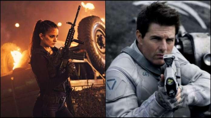Kangana Ranaut, Tom Cruise