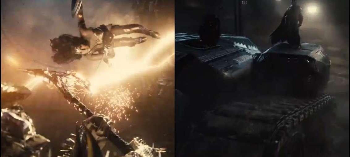 Zack Snyder's Justice League, Snyder Cut