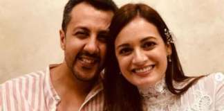 Dia Mirza-Vaibhav Rekhi wedding: Bride looks ethereal in red saree, first photos out