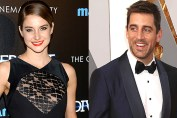 Aaron Rodgers & Shailene Woodley: How they Spent Their Valentine's Day After Secret Engagement