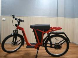 Watch | IIT Madras' home-grown e-bike
