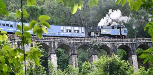 An unforgettable ride on the Nilgiri Mountain Railway toy train that has restarted after 10 months