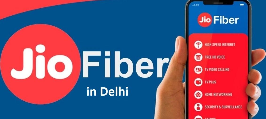 Jio Fiber Delhi