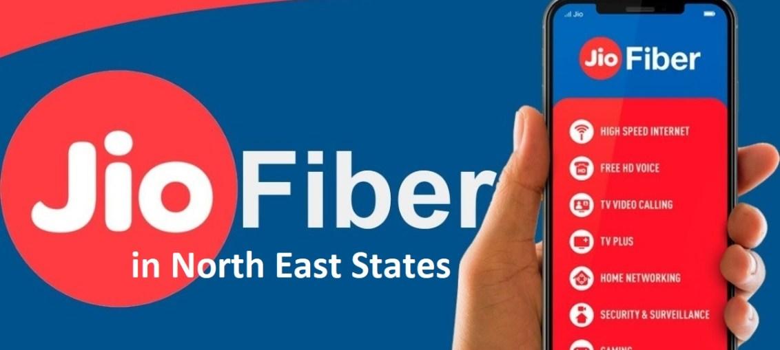 Jio Fiber North East