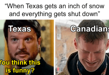 48 Jokes And Memes About Texas Dealing With Snow And Low Temperatures