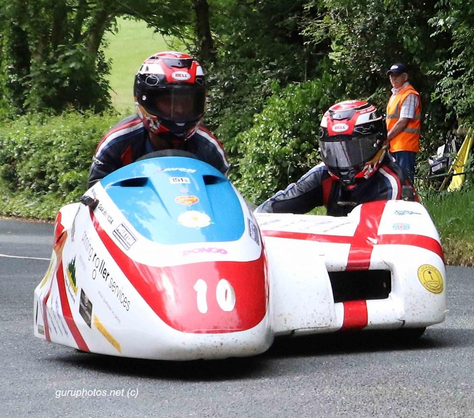 TT for webTT Isle of Man Conrad Harrison Andrew Winkle