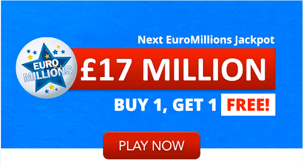 Get your F.R.E.E EuroMillions line today!