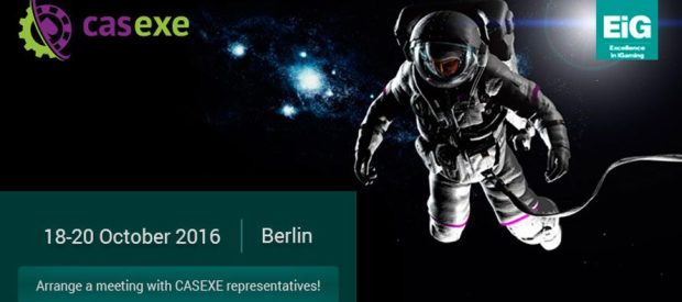 CASEXE announces participation in Excellence in iGaming