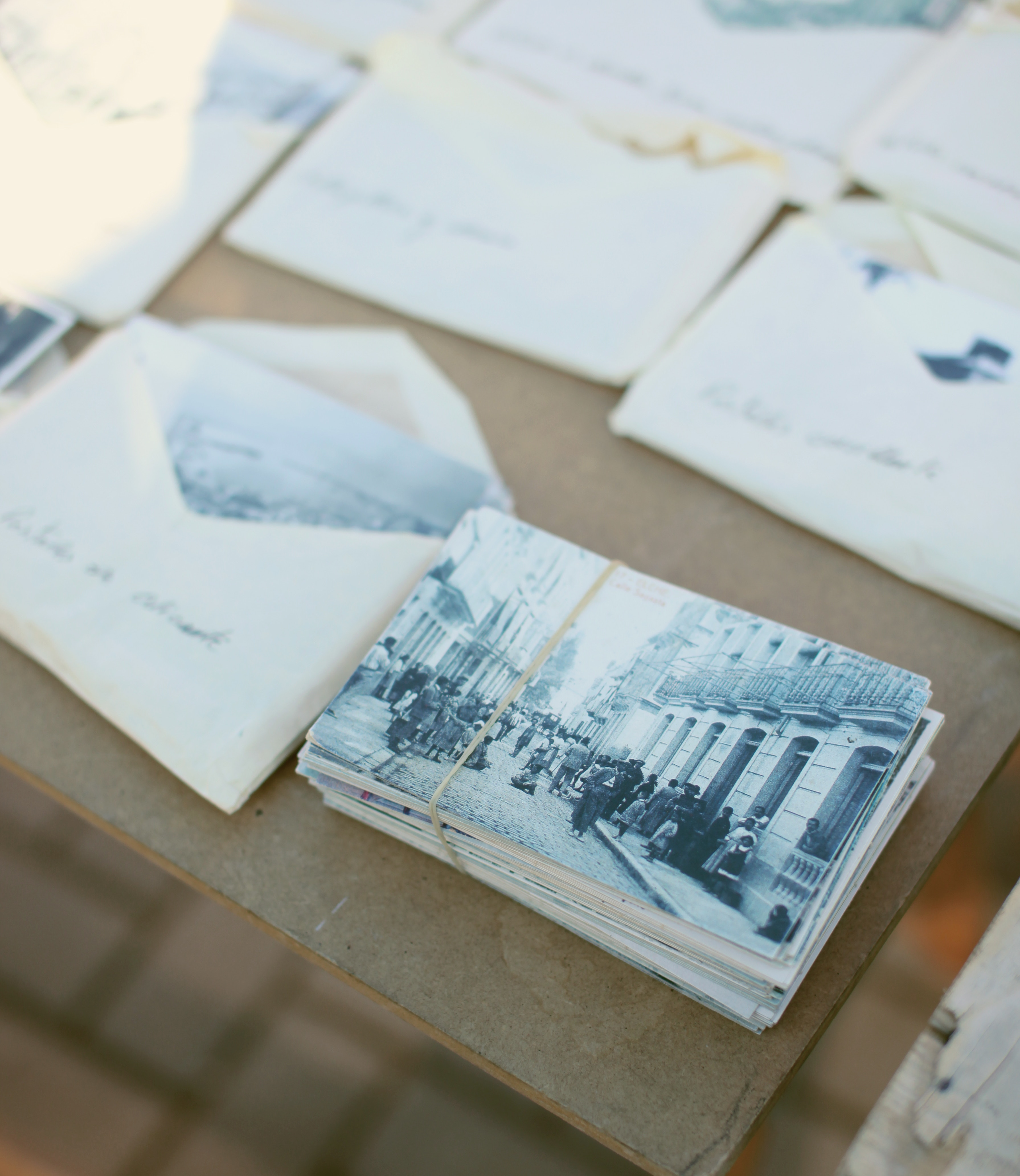 Using Postcards for Printing