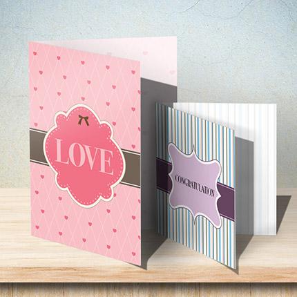 Greeting Card Printing Los Angeles